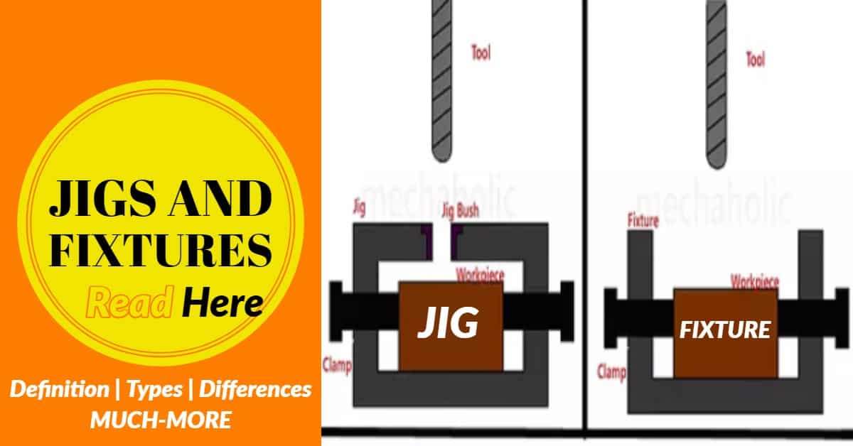 jigs and fixtures diagram