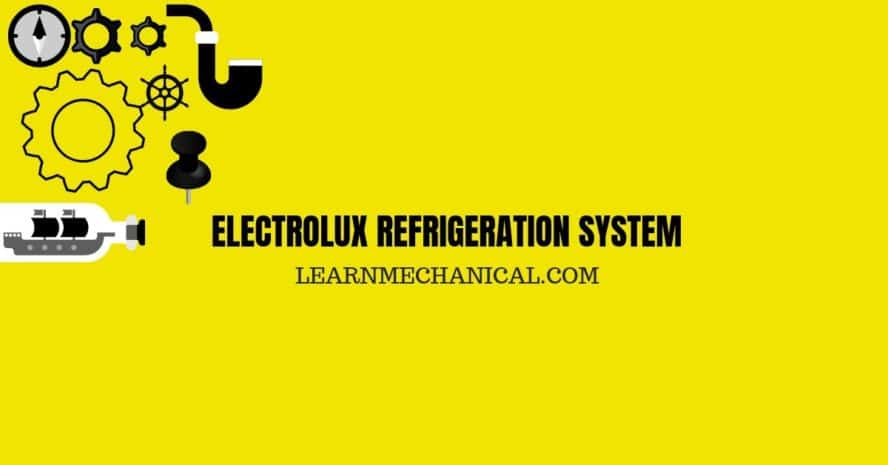 electrolux refrigeration system feature image
