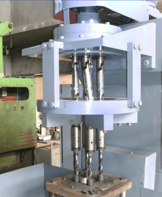Multi-spindle Drilling Machine: