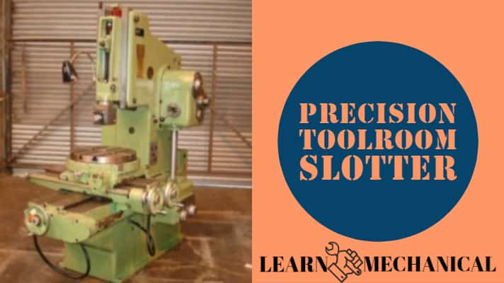 Precision Toolroom Slotter picture